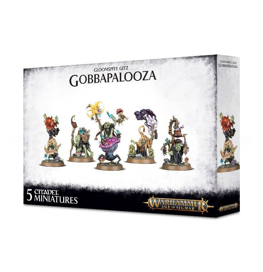 Games Workshop Gobbapalooza
