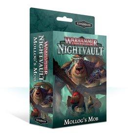 Games Workshop Warhammer Underworlds: Nightvault – Mollog's Mob