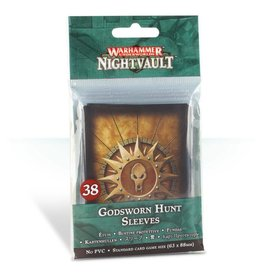 Games Workshop Warhammer Underworlds: Nightvault – Godsworn Hunt Sleeves
