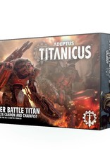 Games Workshop Adeptus Titanicus Reaver Battle Titan with Melta Cannon and Chainfist