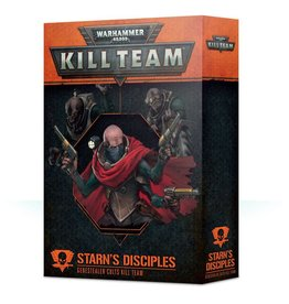 Games Workshop Starn's Disciples – Genestealer Cults Kill Team