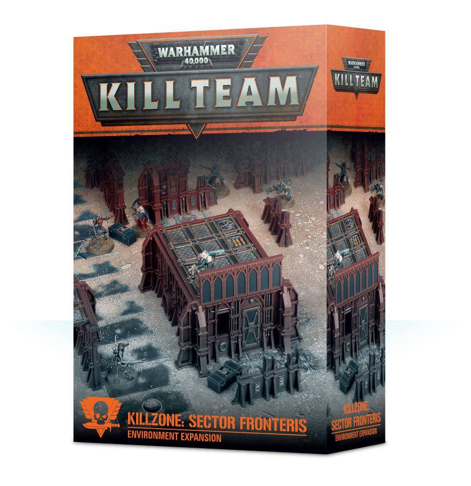 Games Workshop Killzone: Sector Fronteris Environment Expansion