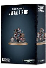 Games Workshop Jackal Alphus
