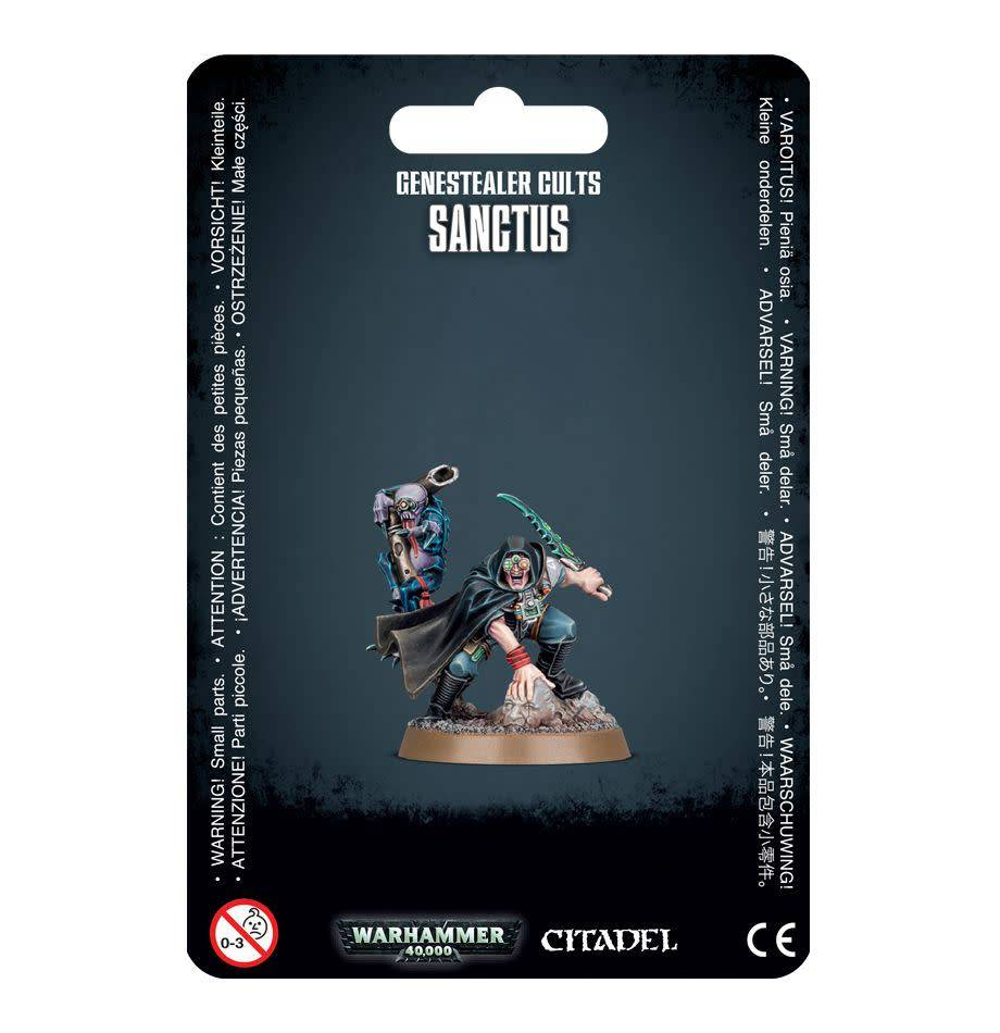 Games Workshop Sanctus