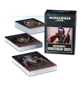 Games Workshop Datacards: Genestealer Cults