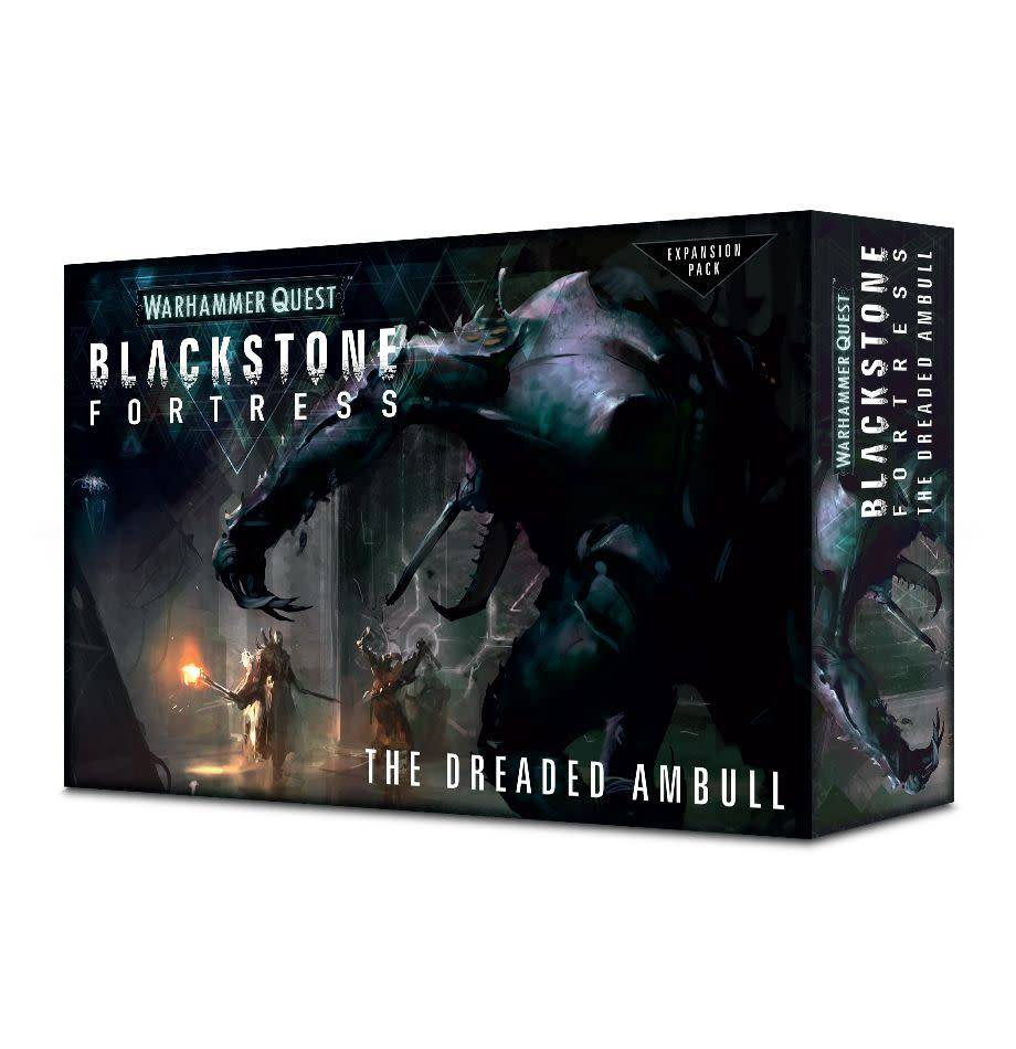 Games Workshop Warhammer Quest: Blackstone Fortress – The Dreaded Ambull