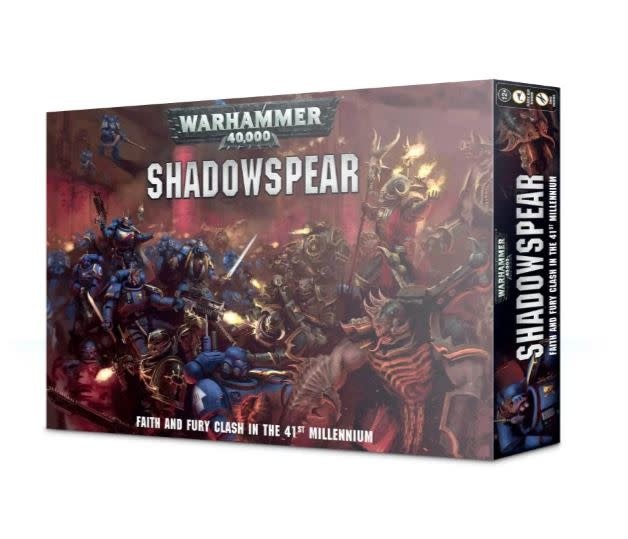Games Workshop Shadowspear