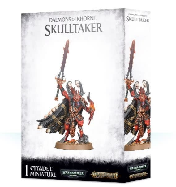 Games Workshop Skulltaker