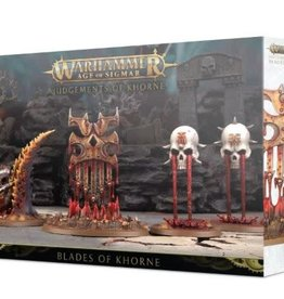 Games Workshop Judgements of Khorne