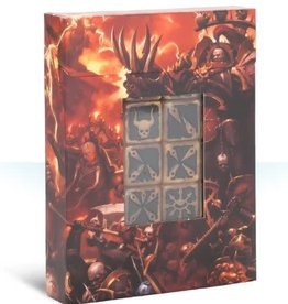 Games Workshop Chaos Space Marines Dice