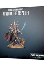 Games Workshop Abaddon the Despoiler