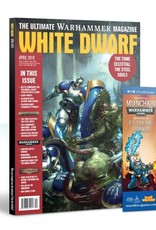Games Workshop White Dwarf April 2019