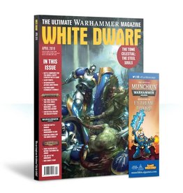 Games Workshop White Dwarf April 2019