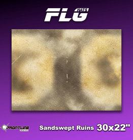 "Frontline Gaming FLG Mats: Sandswept Ruins 30"" x 22"""