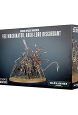 Games Workshop Vex Machinator, Arch-Lord Discordant