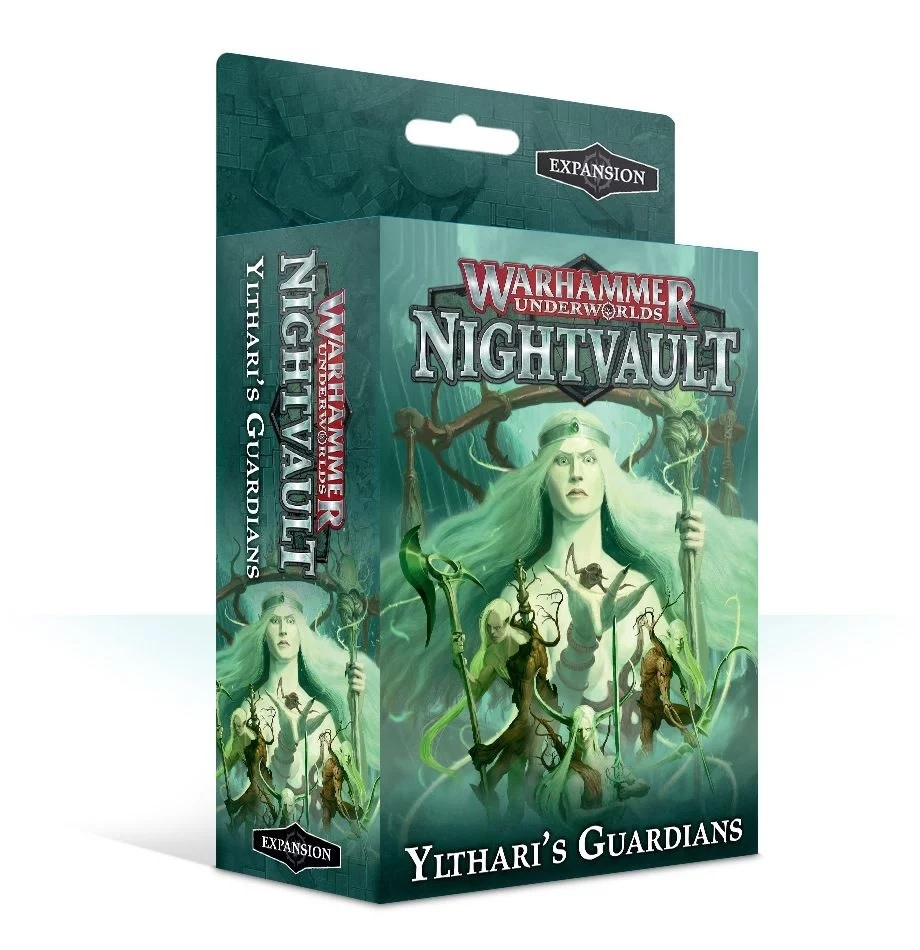 Games Workshop Warhammer Underworlds: Nightvault – Ylthari's Guardians