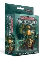 Games Workshop Warhammer Underworlds: Nightvault - Thundrik's Profiteers