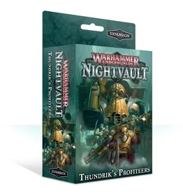 Games Workshop Warhammer Underworlds: Nightvault - Thundrik's Profiteers