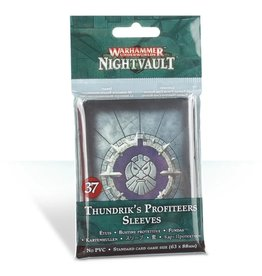 Games Workshop Thundrik's Profiteers Sleeves