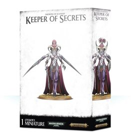 Games Workshop Keeper of Secrets
