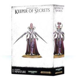 Games Workshop Keeper of Secrets