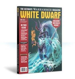 Games Workshop White Dwarf May 2019