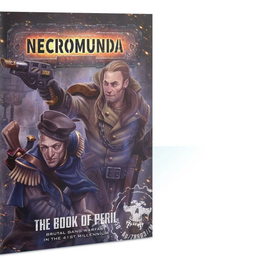 Games Workshop Necromunda: The Book of Peril