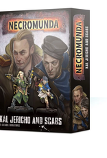 Games Workshop Kal Jericho and Scabs