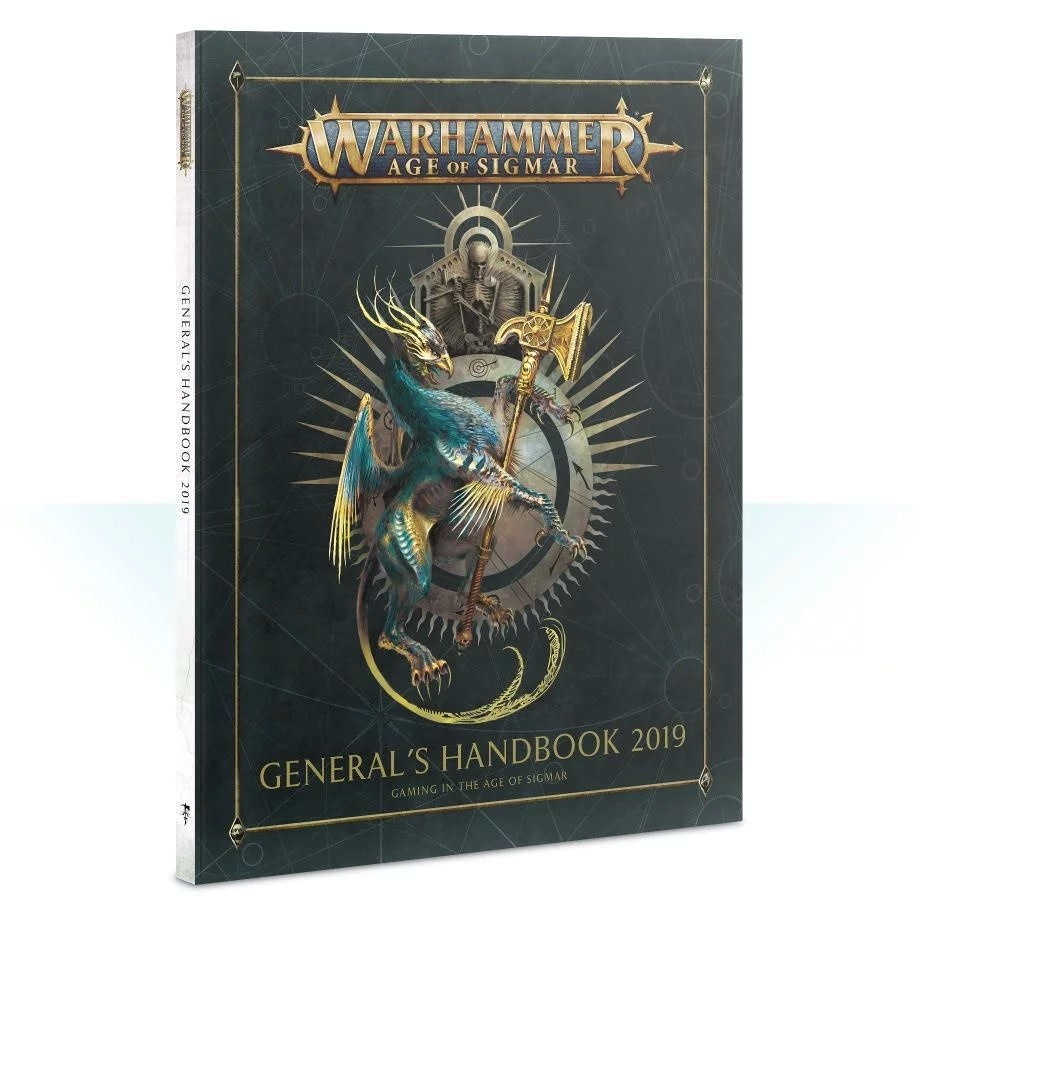 Games Workshop General's Handbook 2019