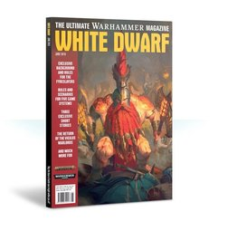 Games Workshop White Dwarf June 2019