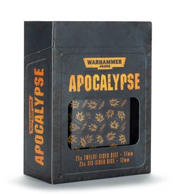 Games Workshop Apocalypse Dice
