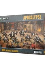 Games Workshop Orks Spearhead Detachment
