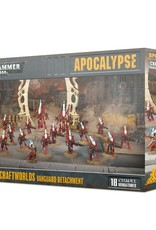 Games Workshop Craftworlds Vanguard Detachment