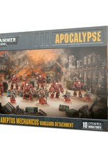 Games Workshop Adeptus Mechanicus Vanguard Detachment