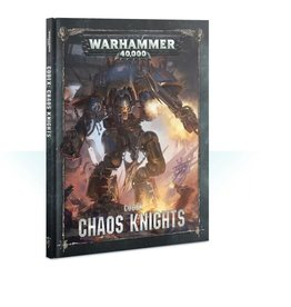Games Workshop Codex: Chaos Knights