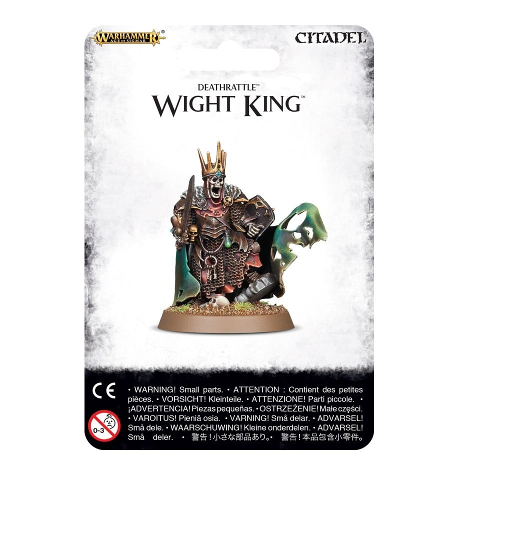 Games Workshop Wight King