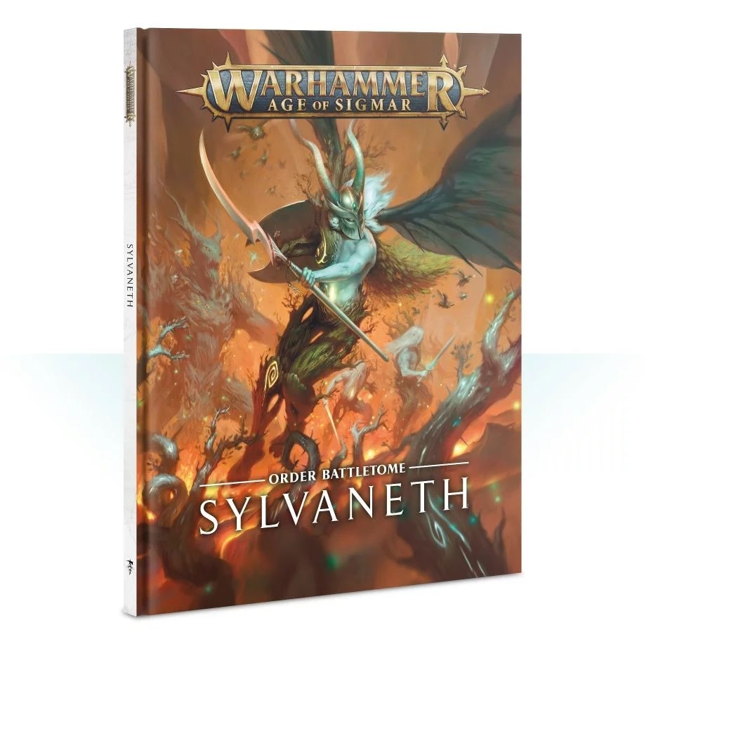 Games Workshop Battletome: Sylvaneth