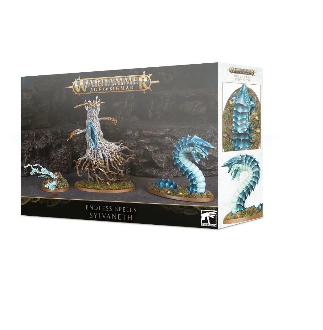 Games Workshop Endless Spells: Sylvaneth
