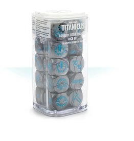 Games Workshop Loyalist Titan Legions Dice Set