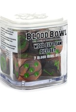 Games Workshop Wood Elf Team Dice