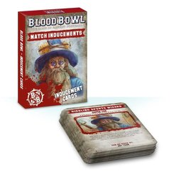 Games Workshop Blood Bowl Match Inducements