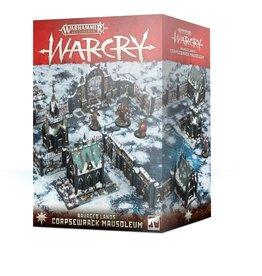 Games Workshop Warcry Ravaged Lands: Corpsewrack Mausoleum
