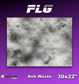 "Frontline Gaming FLG Mats: Ash Waste 30"" x 22"""