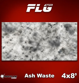 Frontline-Gaming FLG Mats: Ash Waste 4x8'
