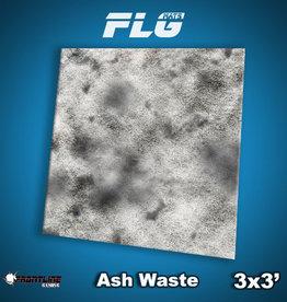 Frontline Gaming FLG Mats: Ash Waste 3x3'