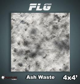 Frontline-Gaming FLG Mats: Ash Waste 4x4'