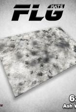 Frontline Gaming FLG Mats: Ash Waste 6x4'
