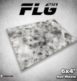 Frontline-Gaming FLG Mats: Ash Waste 6x4'