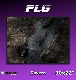 "Frontline Gaming FLG Mats: Cavern 30"" x 22"""