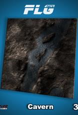 Frontline-Gaming FLG Mats: Cavern 3x3'